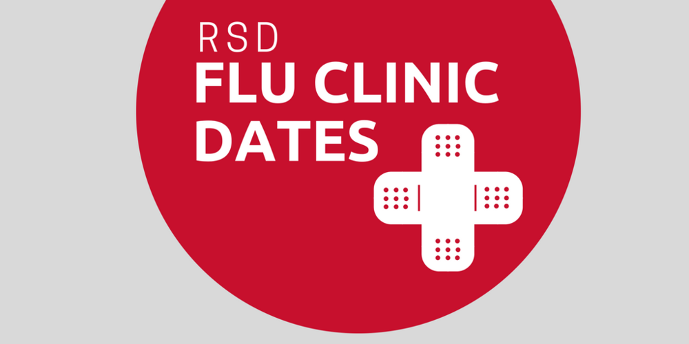 2017-2018 Flu Clinic Dates Announced