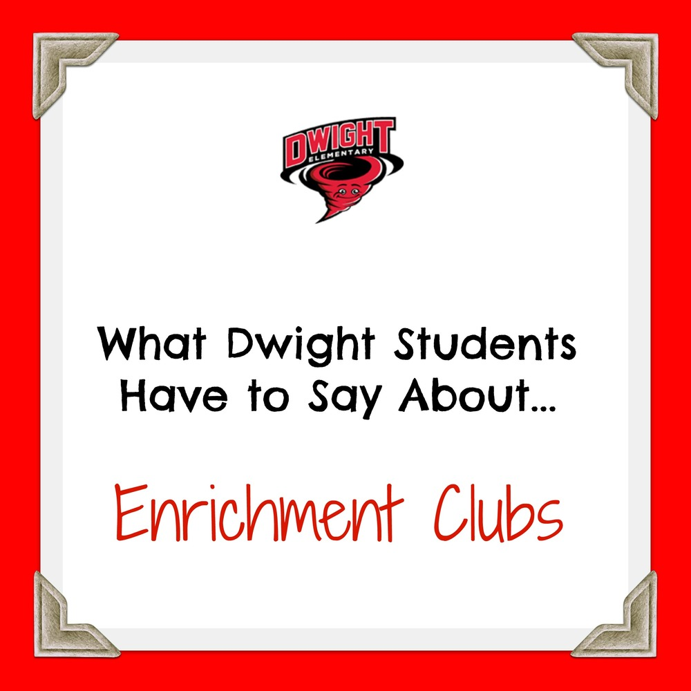 What Dwight Students Have to Say About Clubs