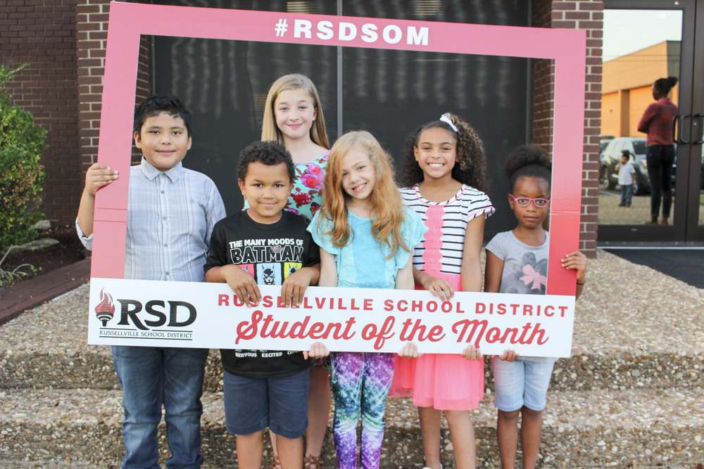 RSD September Students of the Month
