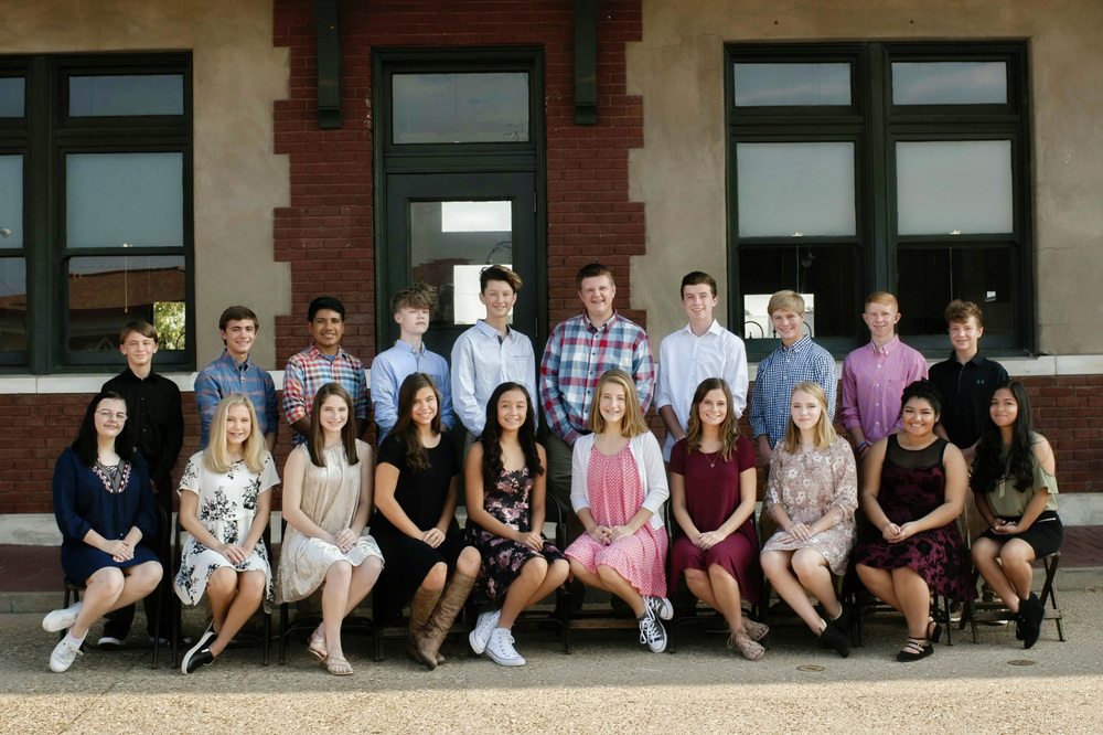 2017-2018 RJHS Color's Day Court