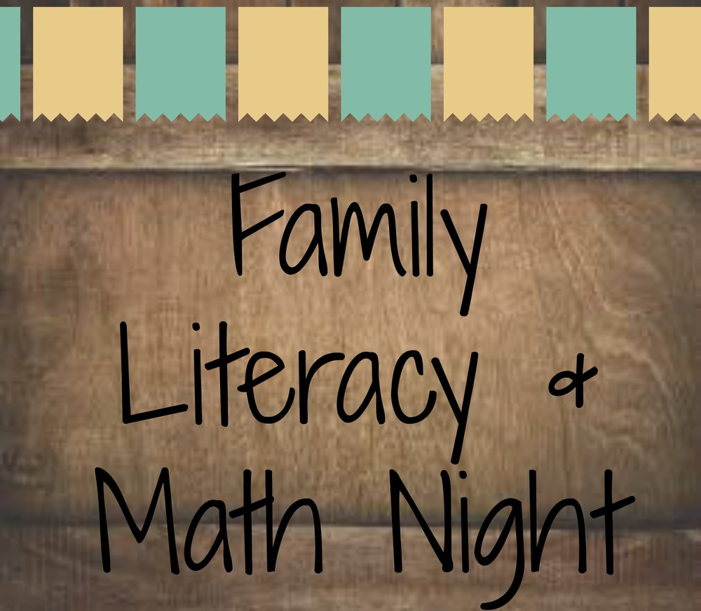 Family Literacy and Math Night