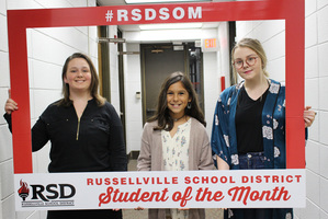 RSD October Students of the Month