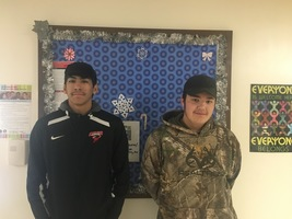 SLC Students of the Week 12/8 & 12/15