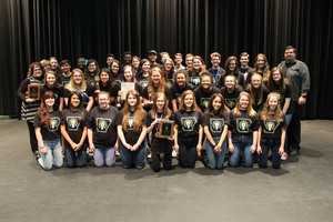 RHS Thespian Troupe Shines at State Thespian Festival
