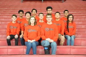 RHS Robotics Team to Compete in State Tournament