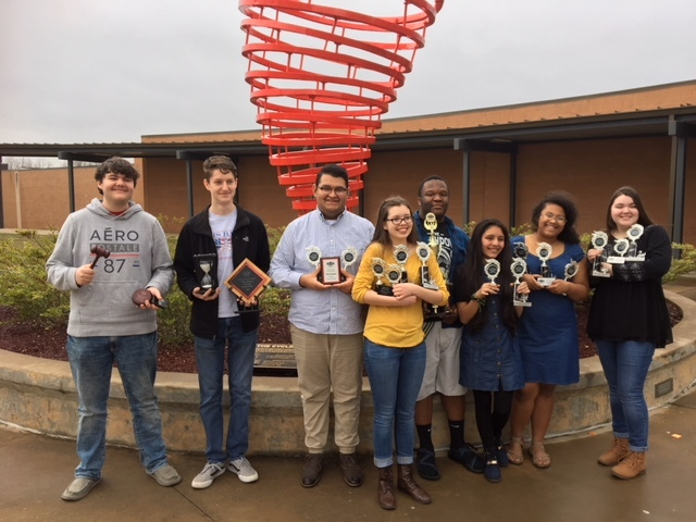 RHS Forensics/Debate Team Win at State Tournament
