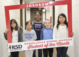 RSD March Students of the Month