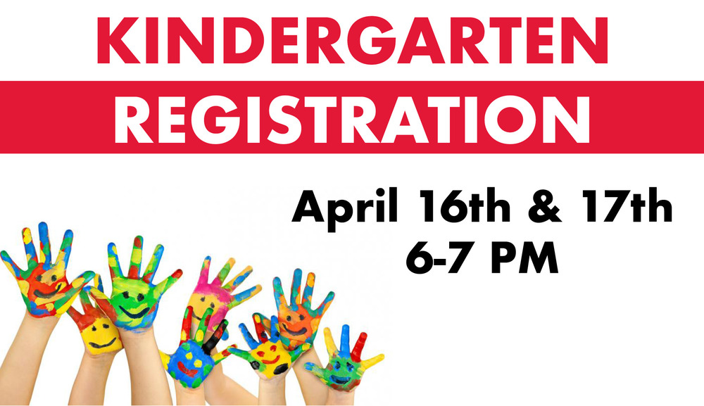 RSD Announces Kindergarten Registration for 2018-19 School Year