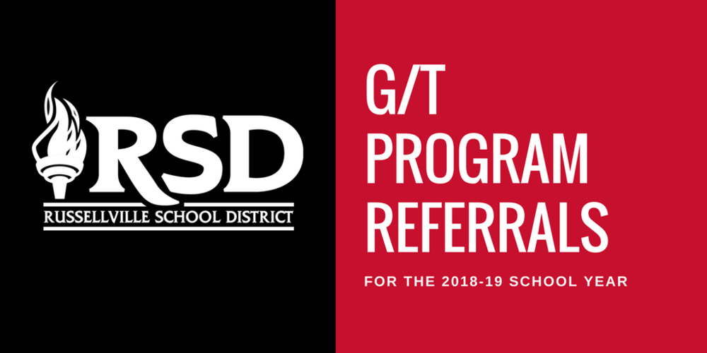 G/T Program Referrals