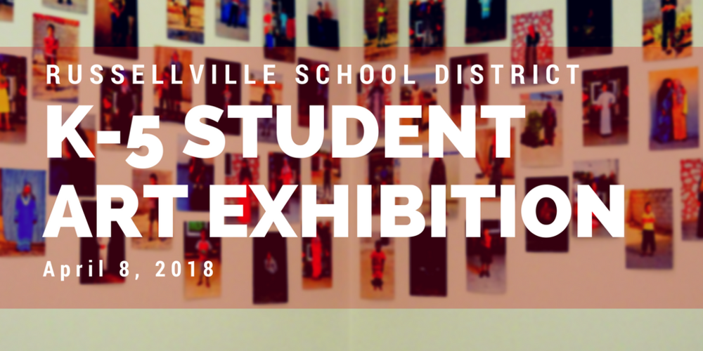 RSD Elementary Student Art Exhibition