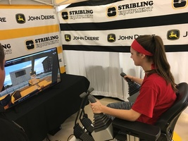 RJHS Students Attend 2018 Trade Expo