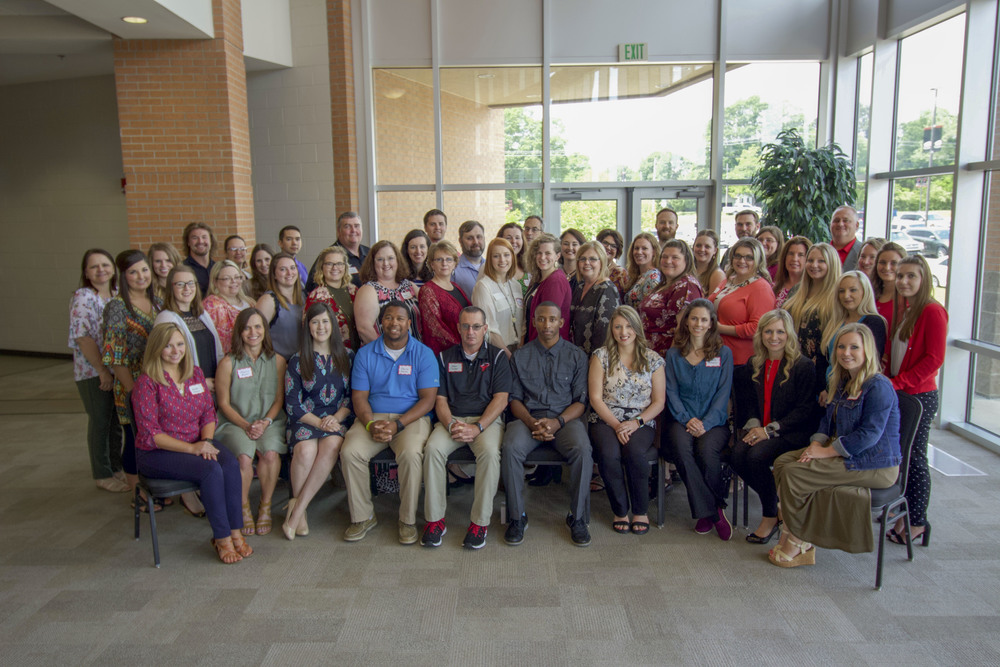 RSD Celebrates New Teachers