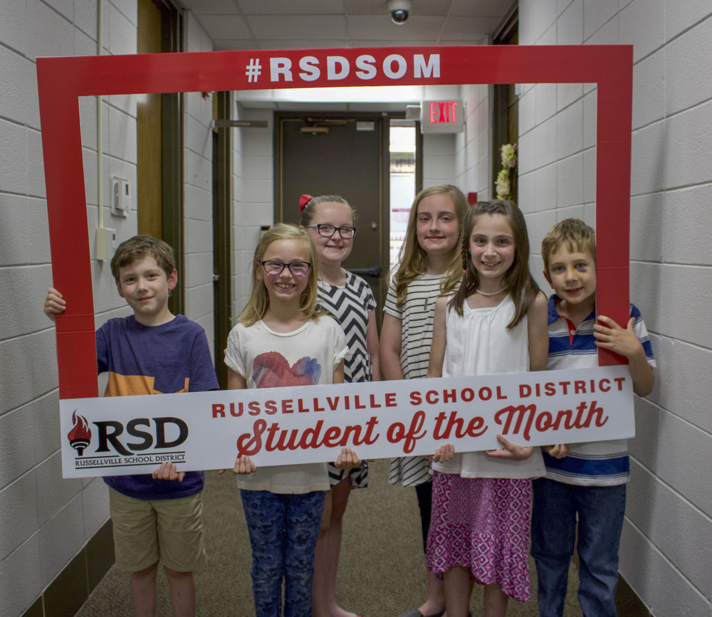 RSD May Students of the Month