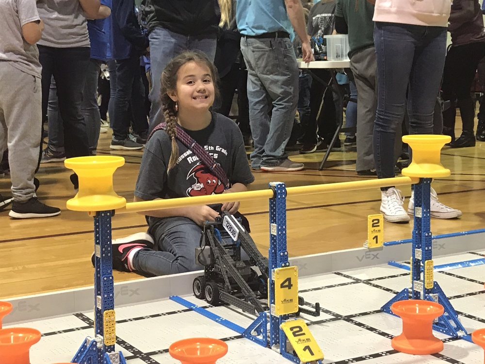 UE5G Robotics Teams- Our First Year