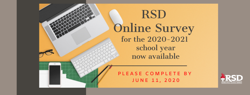 RSD Secondary Re-Entry Survey for 2020-2021