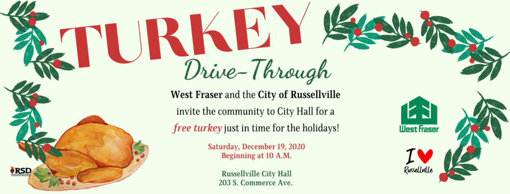 FREE Turkeys for the holidays THIS Saturday