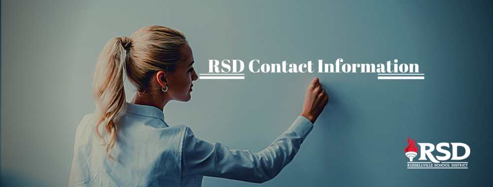 Important RSD contacts