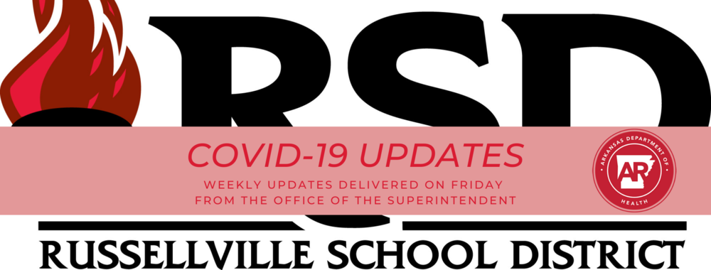 Superintendent's Friday COVID-19 Report