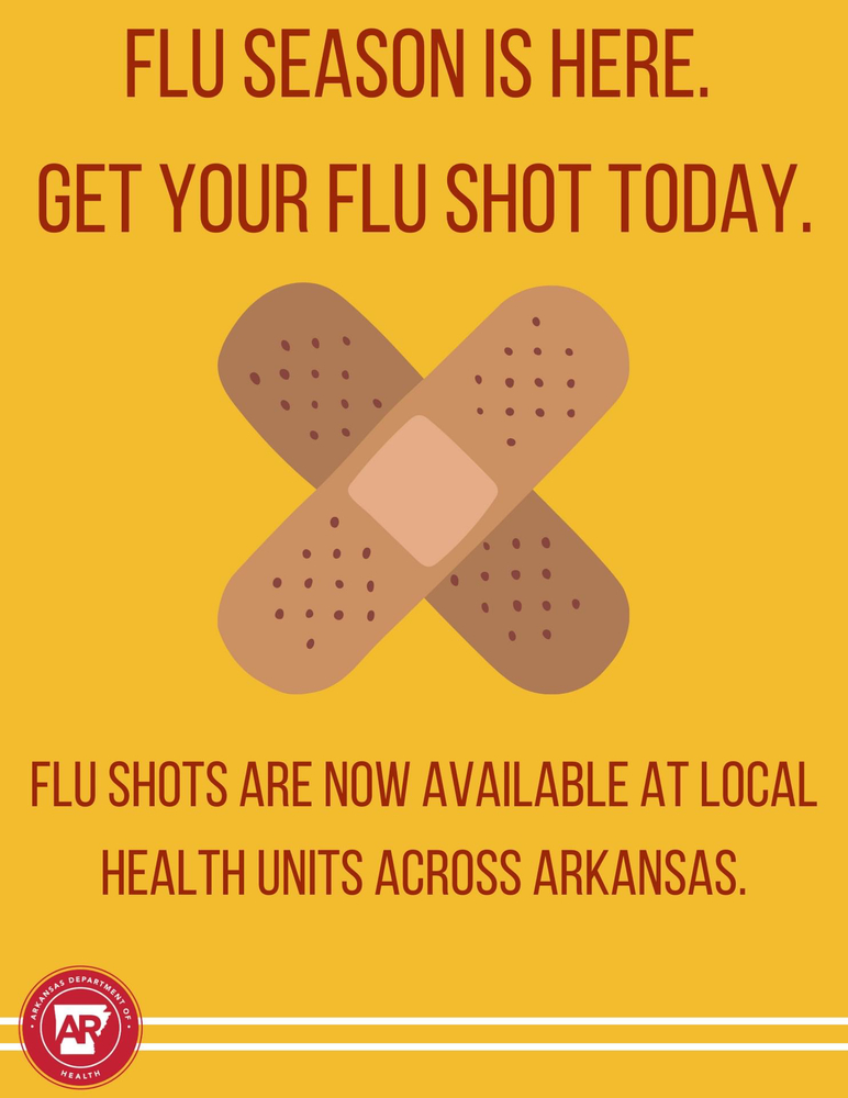 get the flu shot at no cost to you at your Local Health Unit!