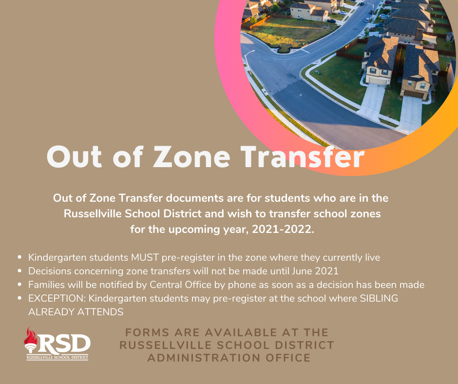 Out of Zone Transfer Information