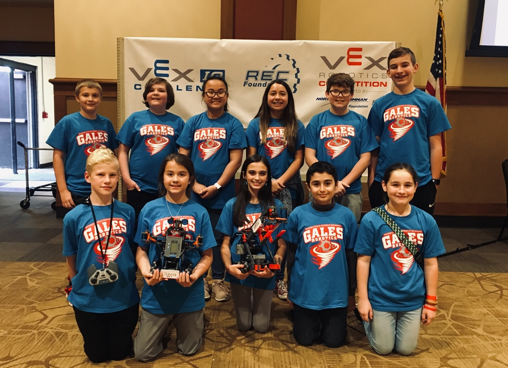 RSD Elementary and 5-7th grades dominate Henderson State Tournament