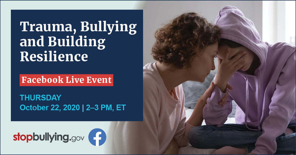 Trauma and Bullying Webinar