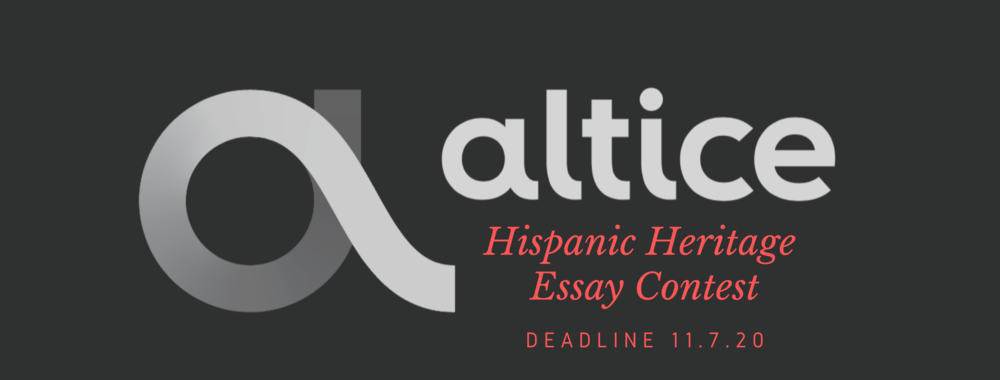 Deadline for Altice USA Hispanic Heritage Essay Contest extended