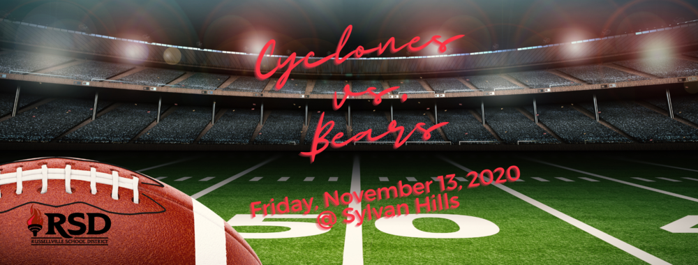 Cyclones vs. Sylvan Hills Bears Nov. 13th!