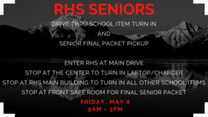 Attention RHS Seniors: