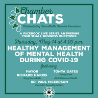 Chamber Chats- Mental Health during Covid-19