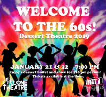 Welcome to the 60's: Dessert Theatre