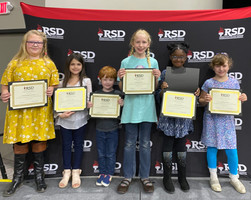 RSD Students of the Month for November 2019