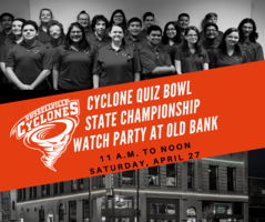 AETN WATCH PARTY AT OLD BANK