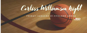 CYCLONES: join us in welcoming back Corliss Friday night!