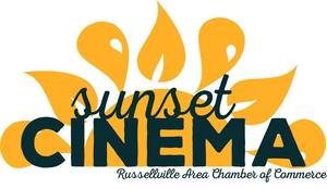 The Russellville Chamber of Commerce is hosting Sunset Cinema this Friday, May 8, 2020!