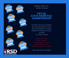 RSD Schools to compete in State Championship