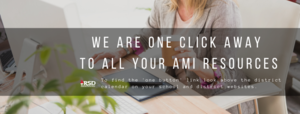 AMI Resources one click away