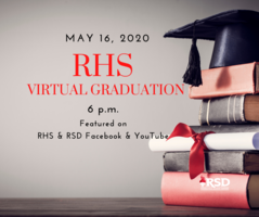 RHS virtual graduation scheduled May 16, 2020