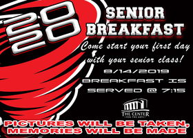Senior Breakfast at the Center for the Arts