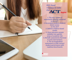 ACT Aspire Spring Assessment
