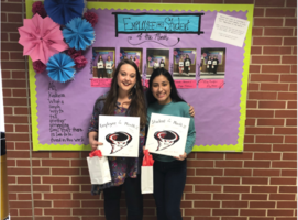 RJHS February Employee and Student of the Month