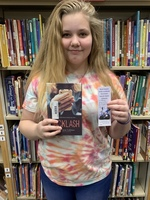 RMS Student writes letter to famous Young Adult Author