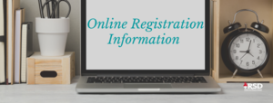 Online registration is available.