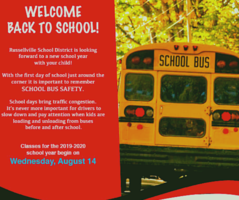 School bus safety is so important.