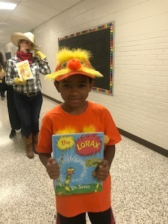 Book Character Parade