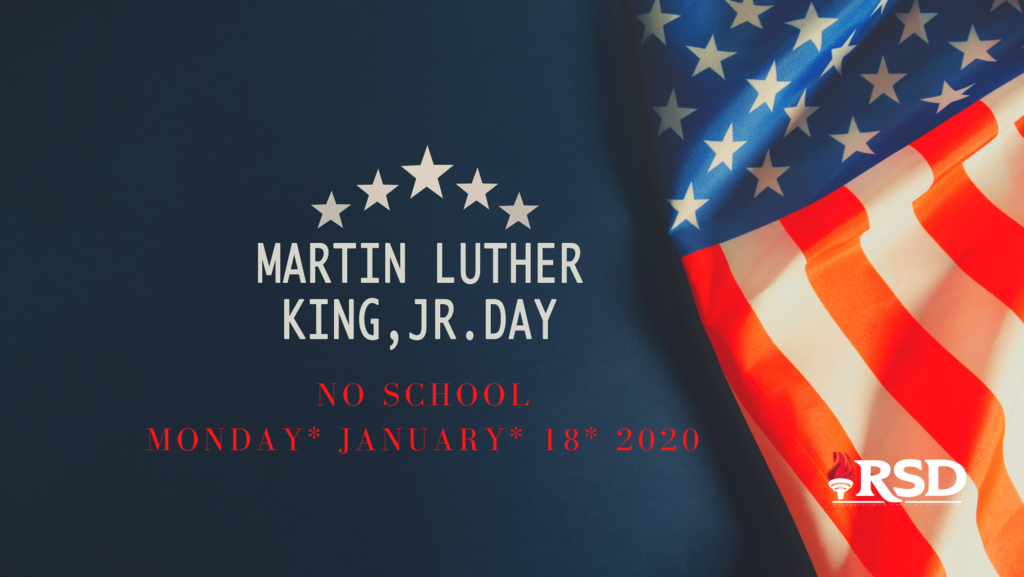 MLK Jr. Holiday