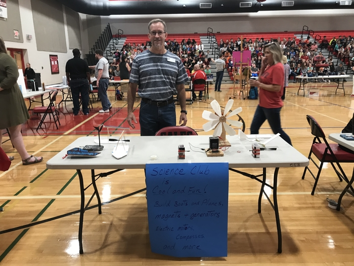 RMS club fair