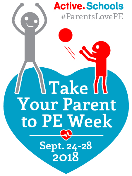 Take your parents to PE week