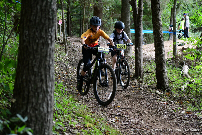 RMS Composite Mountain Bike Team