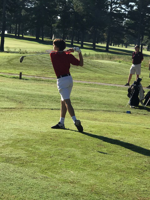 5A State Golf Tournament